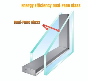 Dual-Pane Glass