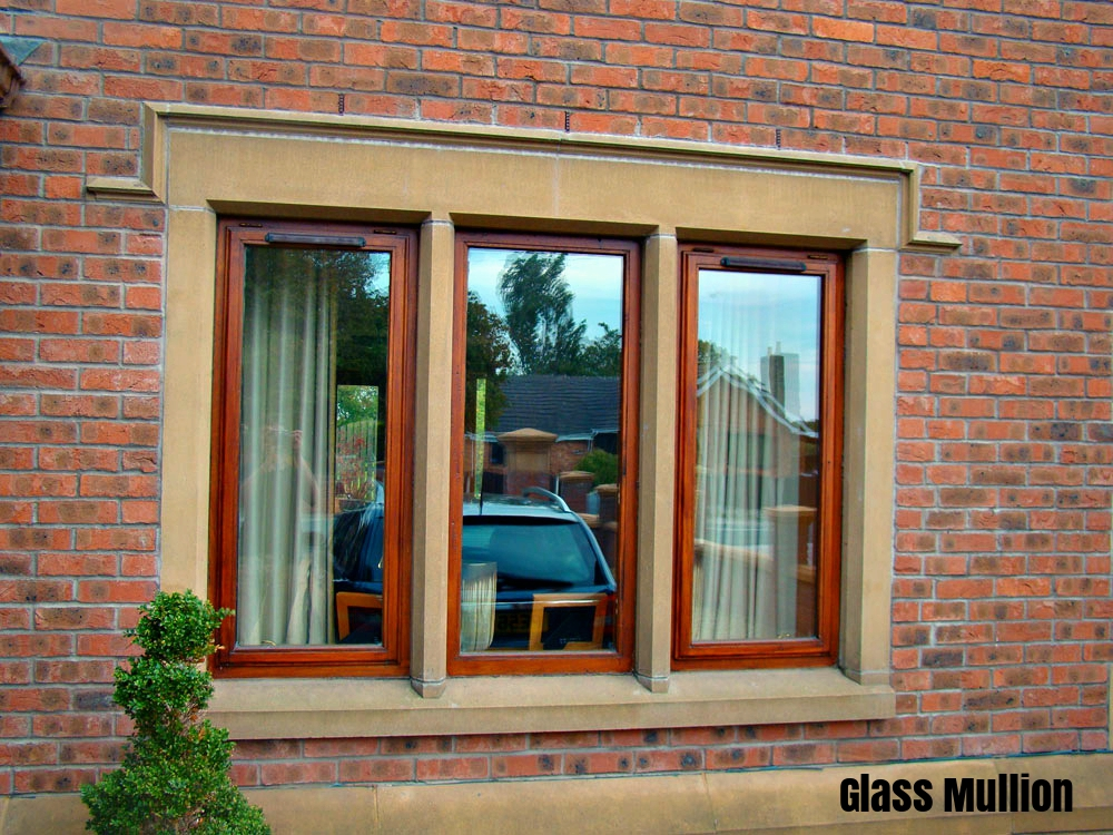 A Gl Mullion System Is Particularly Interesting In This Which Primarily Glazing Tempered Sheets Are Suspended From Cl S